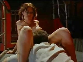 Eve Lawrence Fucked on Stairs