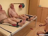 Feet Torture - Morning Warm-up for Slaves with Mistress Inka