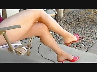 Showing off my legs