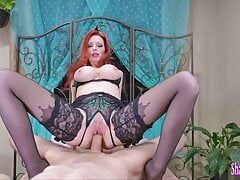 Horny Housewife Shanda Fay Ass Fucked By Her Hung Masseuse!