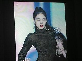 Blackpink jennie sexy cumtribute