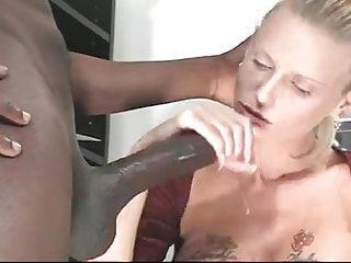 Dark drilled sweet blonde...