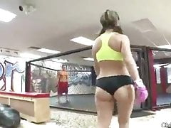 Femdom Mma Submission