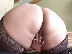 passionate blonde bbw gets her coochie crushed hardfree full porn