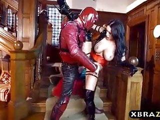 Patty Michova – X-Men Parody Porn