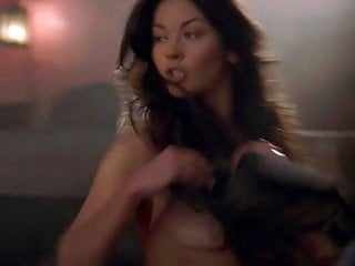 Catherine zeta jones topless...