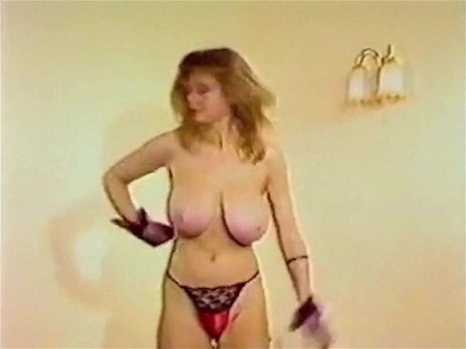 Vintage Big Tits Gangbang