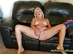 Ms Paris and Her Taboo Tales-Mom's Skype Call