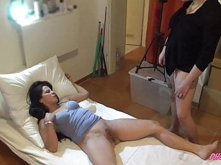 Surprise Lover Cuckold Creampie German  For Her Lesbian