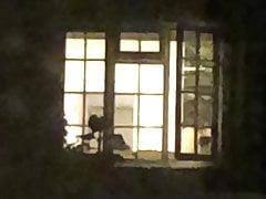 Spy milf neighbor topless 2