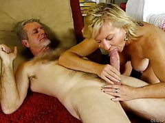 Mature Beautiful Blonde Loves Taking Cock