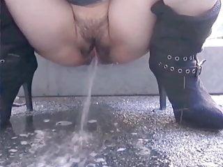 Street piss...