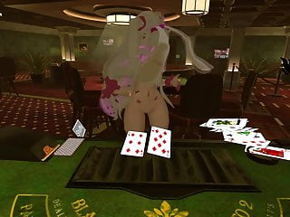 Bunny Girl Loses everything while Gambling VRchat ERP