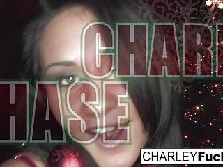 Charley Gets Some Christmas Cock