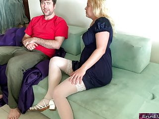 lets holes her her both stepson fuck Stepmom