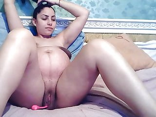 Pussy Pregnant Webcam video: Such a hot pregnant with great nipples makes me explode