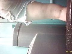 spy camera in chemical bath