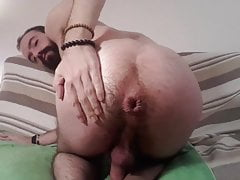 Big creampie!