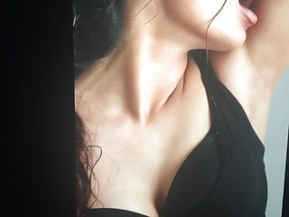 Cum tribute to slut Naina Ganguly