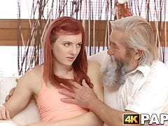Teen Penalized After Cuckold Her Paramour With His Stepdad