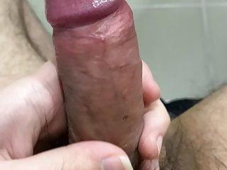 Small Asian dick cum