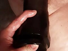 Playing with the Black Dong
