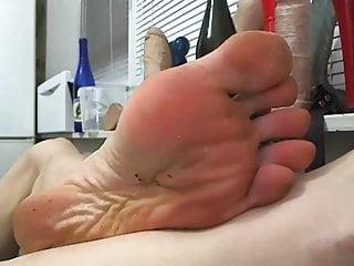 Dirty Mature Feet Part 2