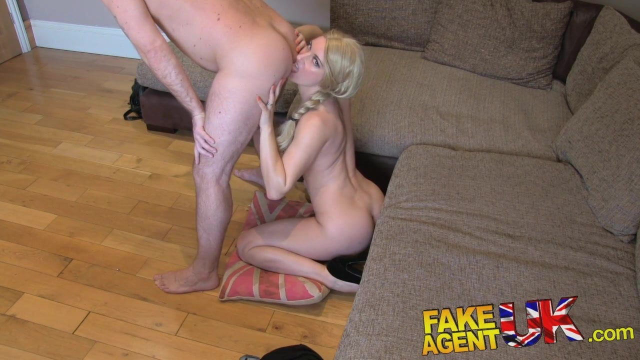 pov french blonde amateur