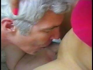 Slides fingers inside hot shemales asshole and sucks...