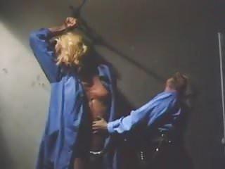 Retro bondage anal...