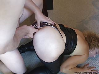 Omg Mommy Got Butt Fucked