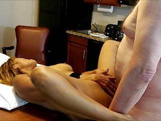 Ass Fuck, Hard Clit Spread Pussy