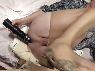 Lingerie Shemale Hd Videos Ladyboy Shemale video: transvestite shemale anal dildo nylon lingerie sissy 213