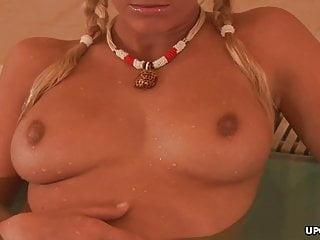 Flirty blonde, Morgan Moon had the best anal sex ever