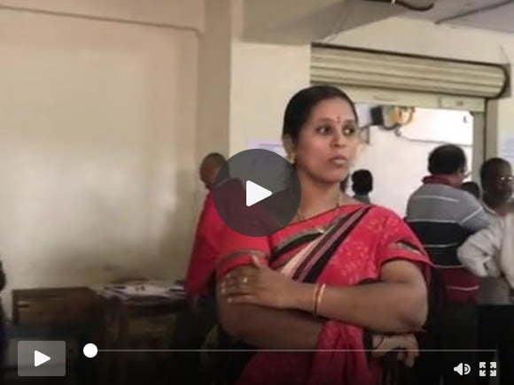 शुद्ध देसी भारतीय गाँव की मौसी
