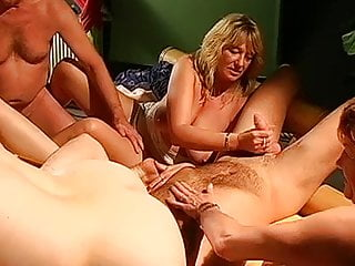 extreme wild german swinger club guck orgyPorn Videos