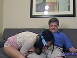 Ivy Winters - babysitter interview in all positions