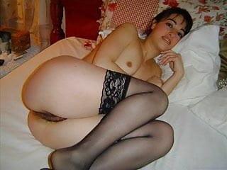 Wives in nylon stockings