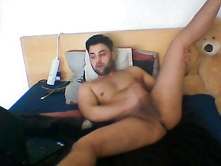 Fag Sebastian Schreiner on cam wants to be on the net