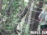Skyla Paris - Sex in the Jungle - MOFOS