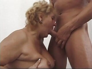 MY GRANDMA loves YOUNG COCK - vol 08