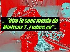 be sub Mistress T, I love it