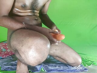 Young Gay Hardcore Anal fuck By Dildo and Extremely Ass Gapi