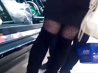 Booty Hunter vid. #5 (milf in boots, stockings)
