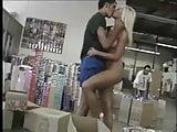 Beautiful Adriana Malkova fucked in the Store