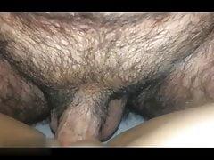 My hairy cock in neighbor's wife Nahid