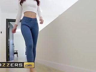 Aidra Fox Keiran Lee - Juicy In Jeggings - Brazzers