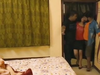 And husband films it...