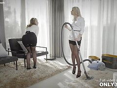 Episode 4 - 2 Nubiles Get Their Fuck-holes Packed - By Only3x