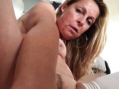 Dutch mother alone